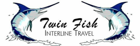 Twin Fish Interline Travel | 888-347-4760
